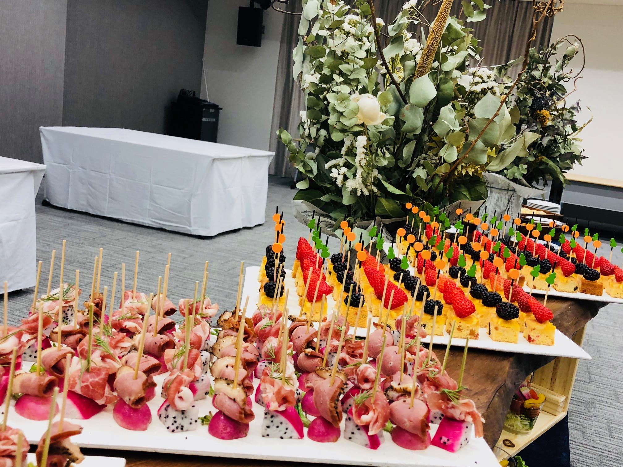 名古屋国際会議場 パーティー運営
